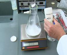 Herstellung Sephadex-Gel