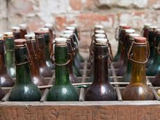 Prozess Bierproduktion